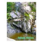 Waterfall - Yelapa, Jalisco, Mexico Postcard
