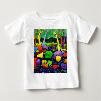 Waterfalls # 15 baby T-Shirt