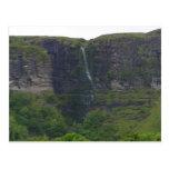 Waterfalls At Glecar Lough Postcard