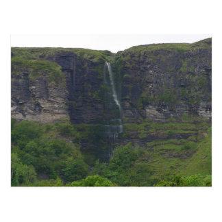 Waterfalls At Glecar Lough Postcards