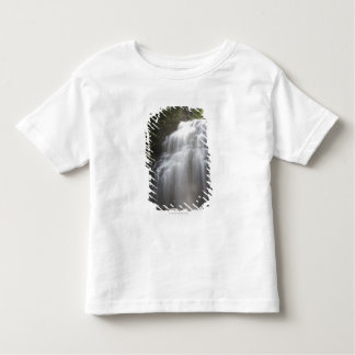 Waterfalls Flowing Down A Rock Cliff Toddler T-shirt