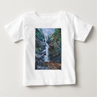 Waterfalls From Karnataka-India. Baby T-Shirt
