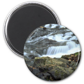 Waterfalls Gatineau Park Quebec Canada Fridge Magnet