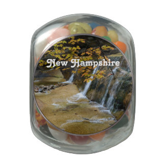 Waterfalls in New Hampshire Jelly Belly Candy Jars