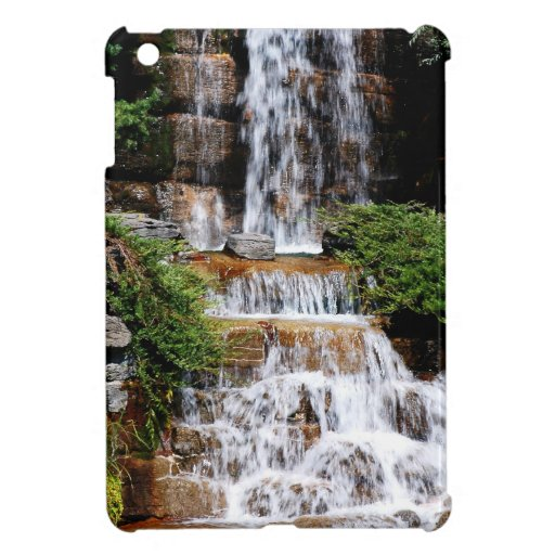 waterfalls cover for the iPad mini