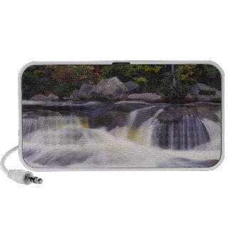 Waterfalls, Kancamagus Highway, White iPod Speaker