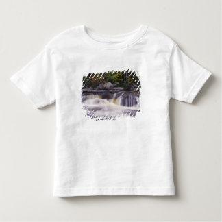 Waterfalls, Kancamagus Highway, White Toddler T-shirt