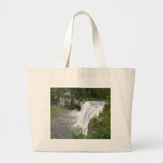 Waterfalls Large Tote Bag