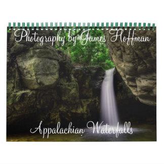 Waterfalls of Appalachia Calendar