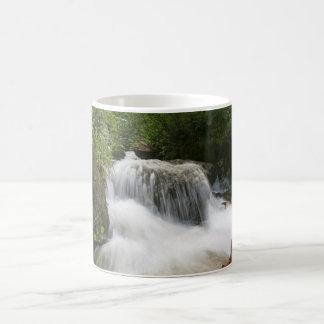 Waterfalls - Pro photo. Classic White Coffee Mug