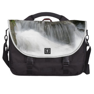 Waterfalls - Pro photo. Laptop Shoulder Bag