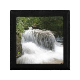 Waterfalls - Pro photo. Trinket Box