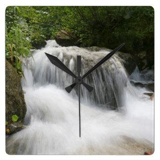Waterfalls - Pro photo Wallclocks
