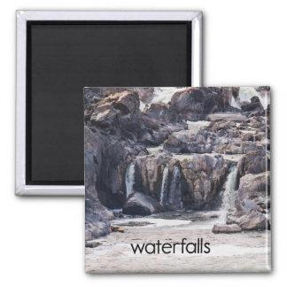 Waterfalls Refrigerator Magnet