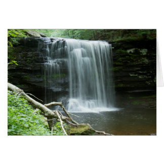 Waterfalls Stationery Note Card