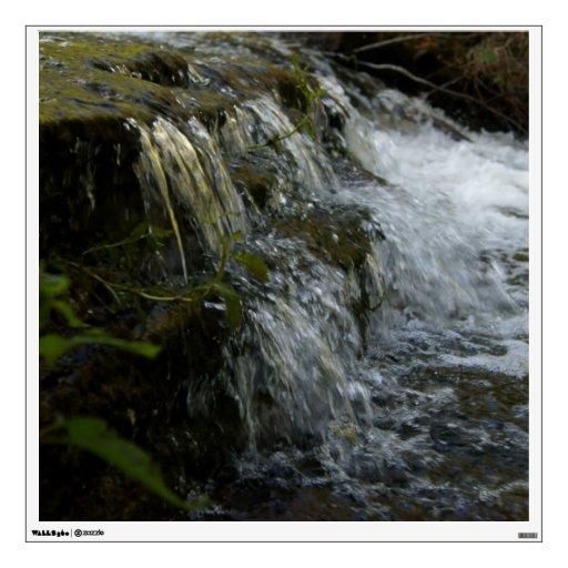Waterfalls Wall Decal Zazzle
