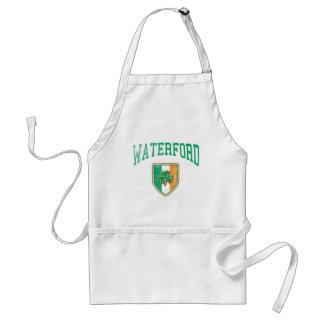 WATERFORD Ireland Adult Apron