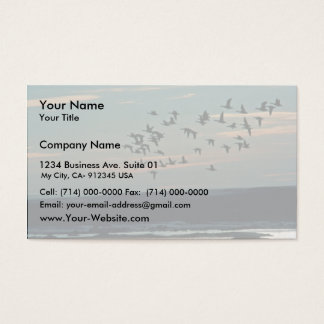 Waterfowl, Arctic National Wildlife Refuge Business Card