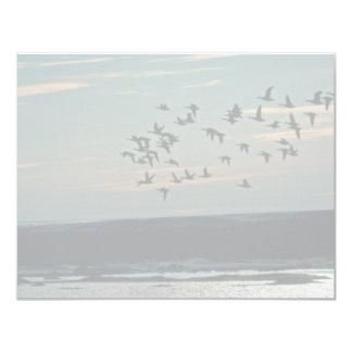 Waterfowl, Arctic National Wildlife Refuge Personalized Invitation