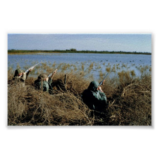 Waterfowl Hunting Posters
