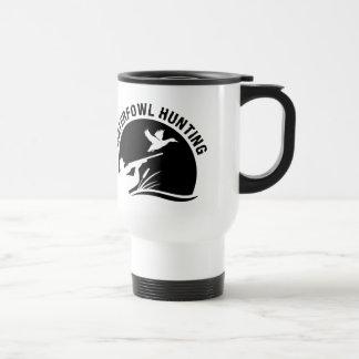 Waterfowl Hunting Travel Mug