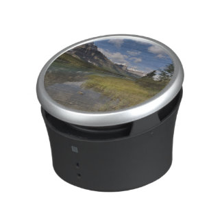 Waterfowl lake along the Icefields parkway, Bluetooth Speaker