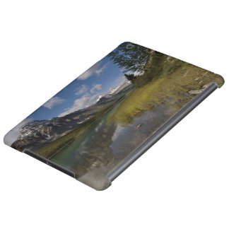 Waterfowl lake along the Icefields parkway, iPad Air Covers
