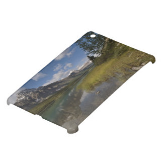 Waterfowl lake along the Icefields parkway, iPad Mini Cover
