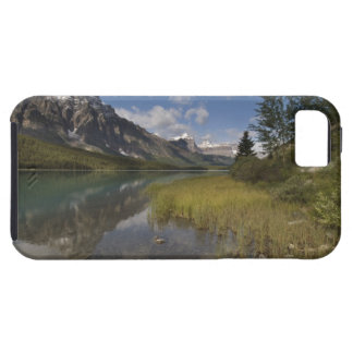 Waterfowl lake along the Icefields parkway, iPhone SE/5/5s Case