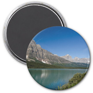 Waterfowl Lakes Icefields Parkway Alberta Canada Magnet