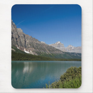 Waterfowl Lakes Icefields Parkway Alberta Canada Mouse Pad