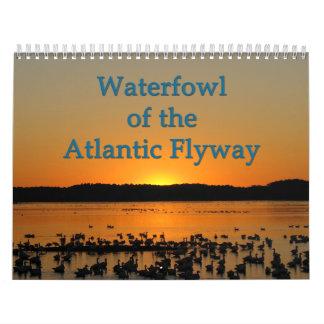 Waterfowl of the Atlantic Flyway Calendar