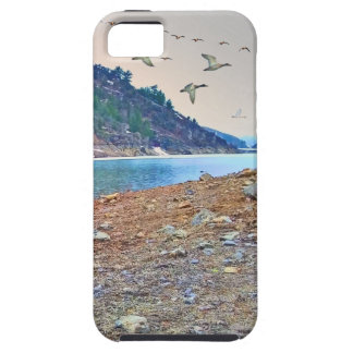 Waterfowl while fishing iPhone SE/5/5s case