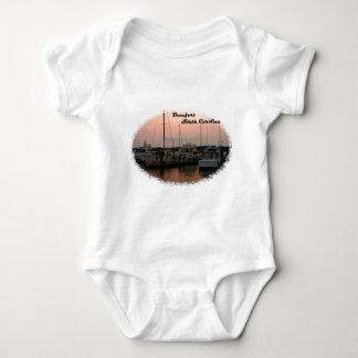 Waterfront, Beaufort, SC Baby Bodysuit