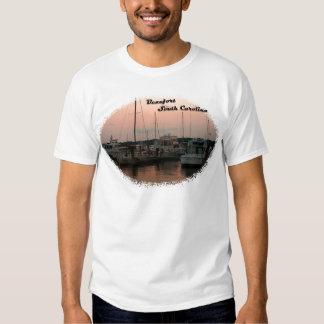 Waterfront, Beaufort, SC T-Shirt