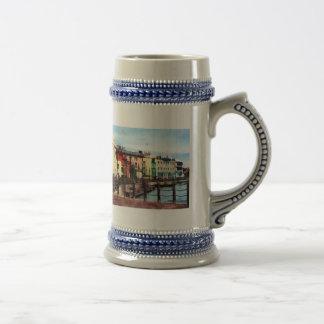 Waterfront Bridgetown Barbados Coffee Mug