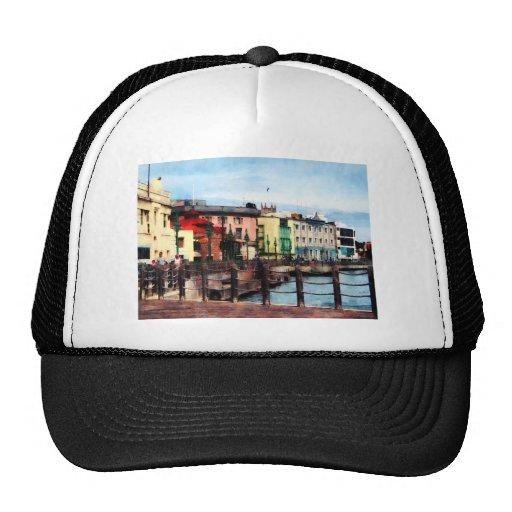 Waterfront Bridgetown Barbados Trucker Hat