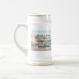 Waterfront Bridgetown Barbados Wedding Products Coffee Mug
