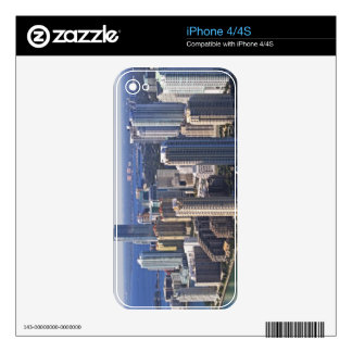 Waterfront City Decal For The iPhone 4S