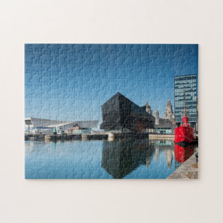 Waterfront Liverpool Jigsaw Puzzle