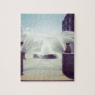 Waterfront Park. Jigsaw Puzzle