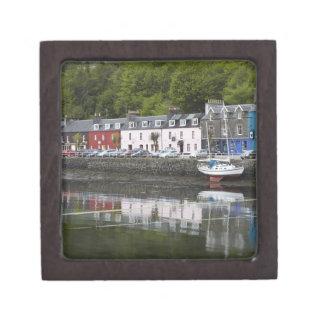 Waterfront, Tobermory, Isle of Mull, Scotland, 2 Keepsake Box