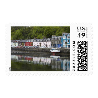 Waterfront, Tobermory, Isle of Mull, Scotland, 2 Postage