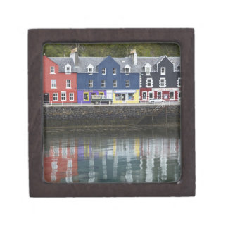 Waterfront, Tobermory, Isle of Mull, Scotland, Gift Box