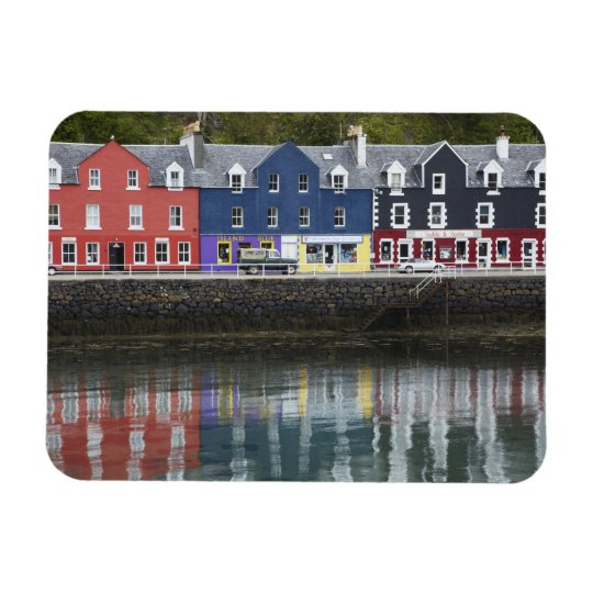 Waterfront, Tobermory, Isle of Mull, Scotland, Magnet