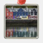 Waterfront, Tobermory, Isle of Mull, Scotland, Christmas Ornaments