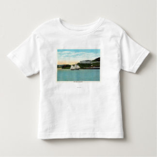 Waterfront View of Fort Knox Tee Shirts