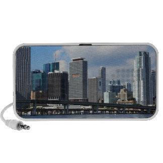 Waterfront view of Miami Laptop Speakers