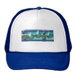 waterhat mesh hats