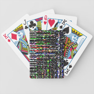 WaterHelix Bicycle Playing Cards